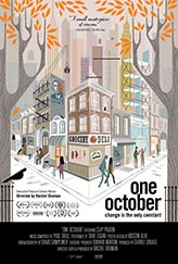 One October poster